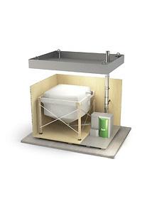 énergie box, la chaufferie préfabriquée